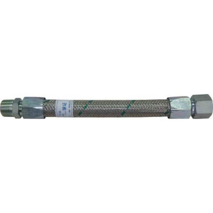 TF1615300MM メタルタッチ無溶接型フレキ 継手鉄 オスXオス 15AX300L