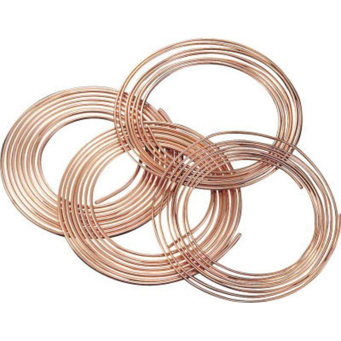 NDK061010 空調冷媒用軟質銅管10mコイル