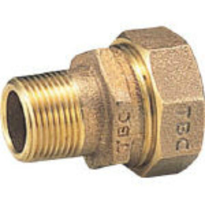 13PGM1 PE継手オネジ1種13mm
