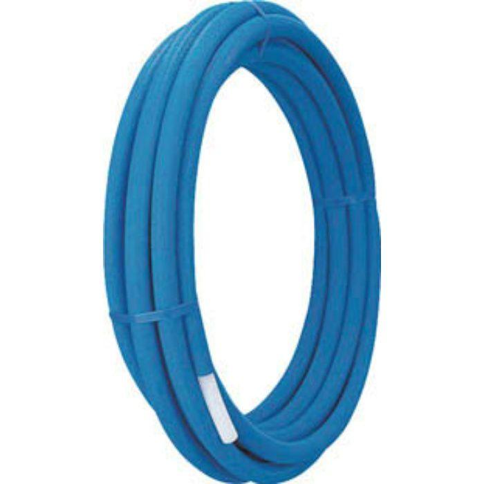 HC16HON5B10M 被覆架橋ポリエチレンパイプ ブルー16mm×10M