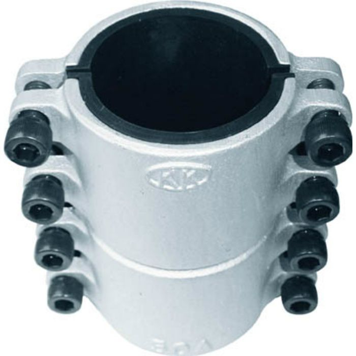 L25AX0.5 圧着ソケット鋼管直管専用型ハーフサイズ 1/2