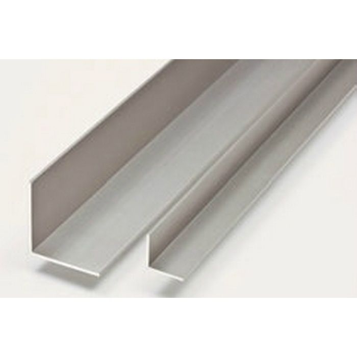 ブロンズメタックス アングル アルミ カラーL2R20×20BR 電解ステンカラー 3m  28015-1