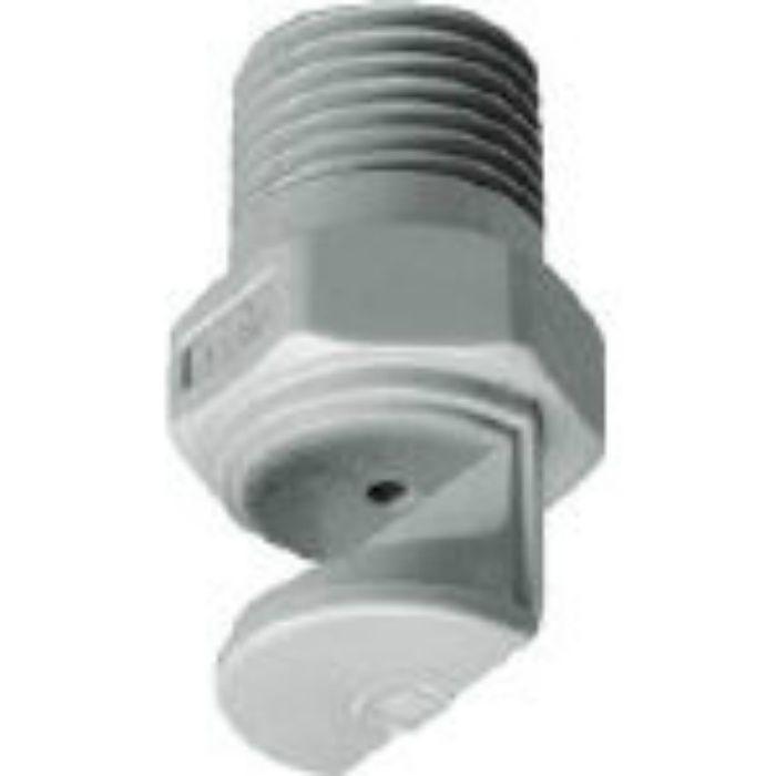 18MYYP03PVCIN 広角扇形ノズル PVC樹脂製 1/8 115°