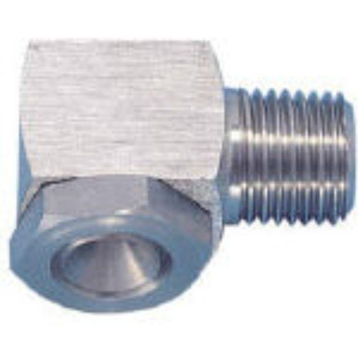 14MAJP04S303 目詰まり解消形充円錐ノズル ステンレス鋼303製 1/4オス 75°