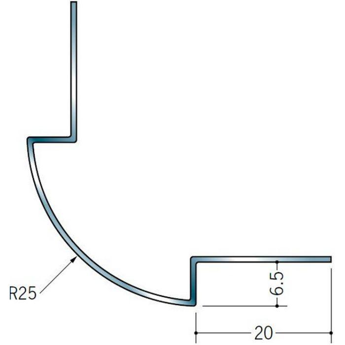 出隅ジョイナー ステンレス DR-625 H.L 2.73m  64055-1