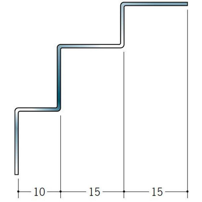 入隅ジョイナー ステンレス 角型入隅9.5 鏡面# 800 2.73m  64052-2