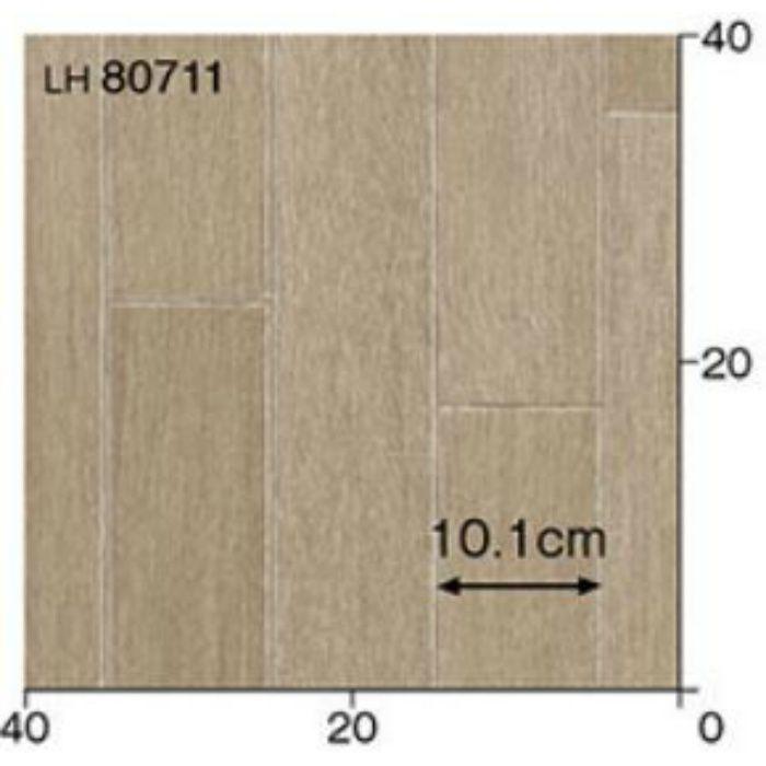 LH-80711 クッションフロア 1.8mm厚 ウッド ラスティックウッド