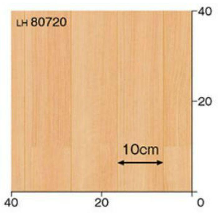 LH-80720 クッションフロア 1.8mm厚 ウッド チェリー