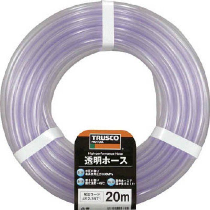 TTM1518C10 透明ホース15×18 10mカット