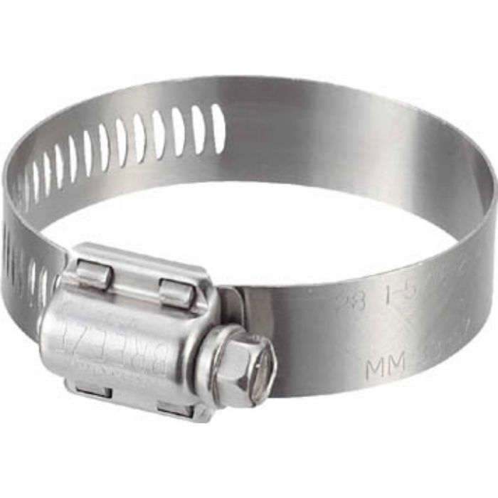 ステンレスホースバンド 締付径 13~23mm 10個入 TH30008 2527324
