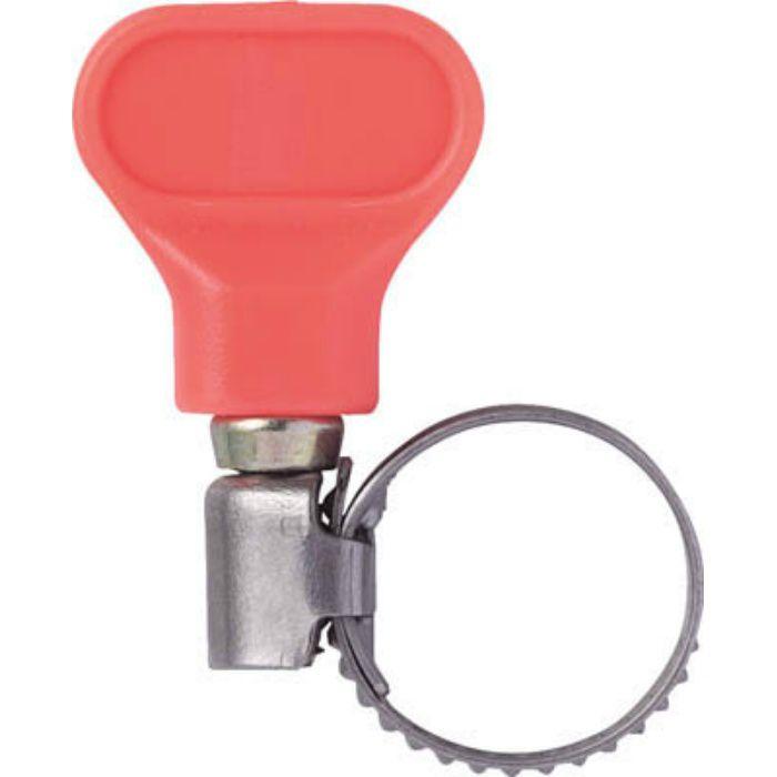 ステンレス強力機械ホースバンド 締付径25~40mm 10個入 TSB40 2562812