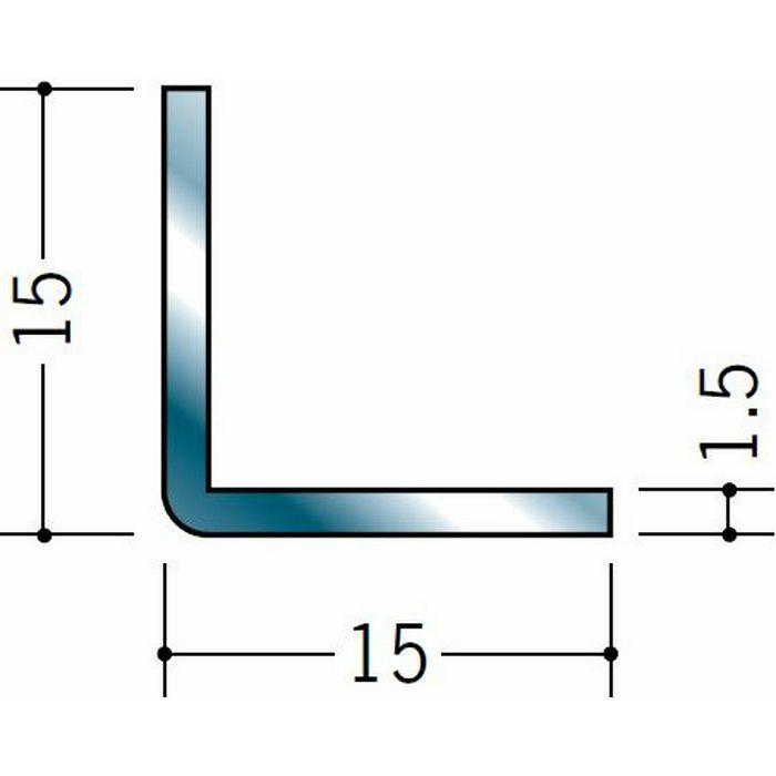 アングル ステンレス アングル1.5x15x15 H.L 3m  20039