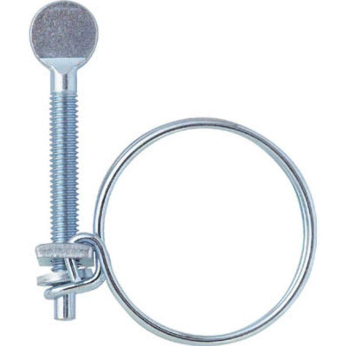 指ネジ式ワイヤバンド 締付径43~48mm PTWBN48 2526727