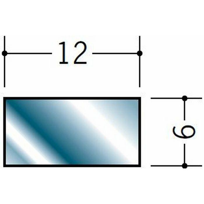 平角(フラットバー) ステンレス 平角6x12 H.L 2m  20140