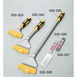 ハイパースクレーパー弾力刃XBSCRD 0.45mm厚(片研ぎ) 6枚/袋 330328