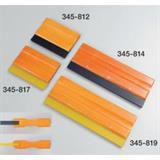ウレタンスクイージ 黄 巾200×高115mm 345818