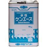 水性ケンエース 白 16kg 石油缶入り