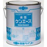 水性ケンエース 白 4kg ガロン缶入り
