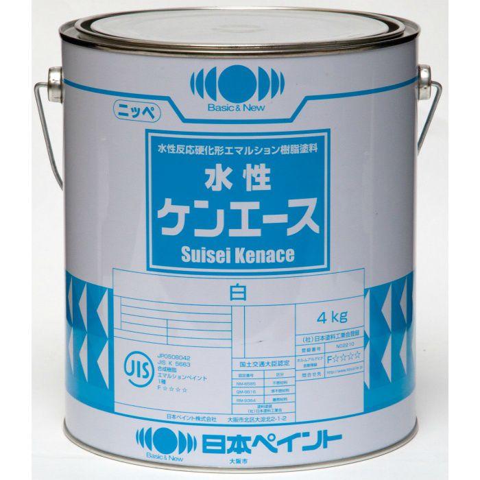 水性ケンエース 淡彩 4kg ガロン缶入り