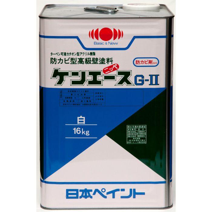 ケンエースGII 淡彩 16kg 石油缶入り