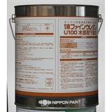 1液ファインウレタンU100 木部用下塗り白 白 3kg ガロン缶入り