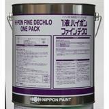 1液ハイポンファインデクロ ホワイト(白さび色) 4kg ガロン缶入り