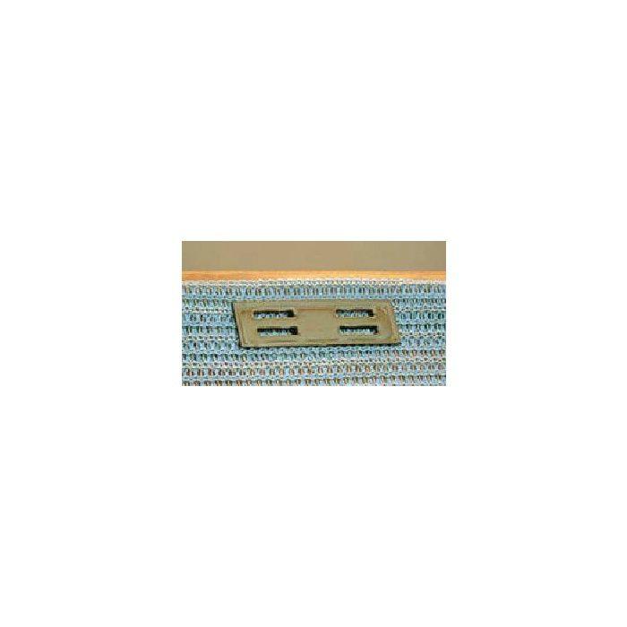 ウェザーシェードロール専用部品 ストッパー シェードネット GWA-3 45203300 ベージュ 50個/袋