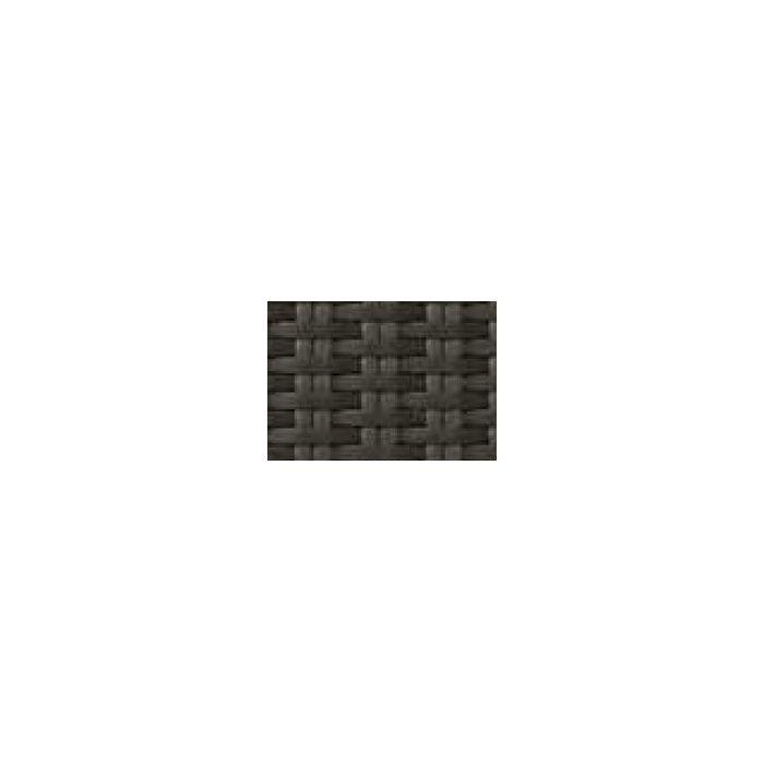 ガーデンファニチャー 人工(樹指)ラタン 庭座 シンプルスクエアテーブル ロムガーデン KFA-11T7 34922700 ダークブラウン