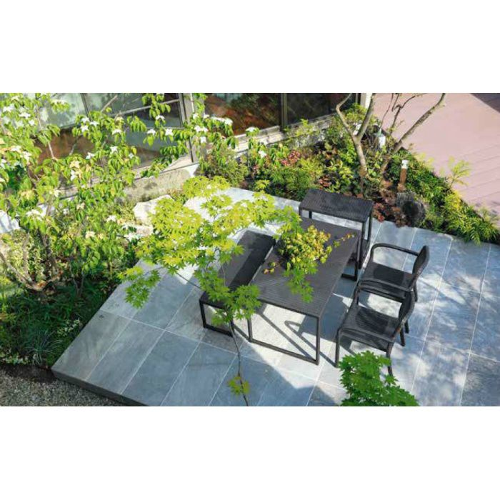 ガーデンファニチャー 人工(樹指)ラタン 庭座 シンプルアームチェアー ロムガーデン KFB-1101 34925800 ダークブラウン