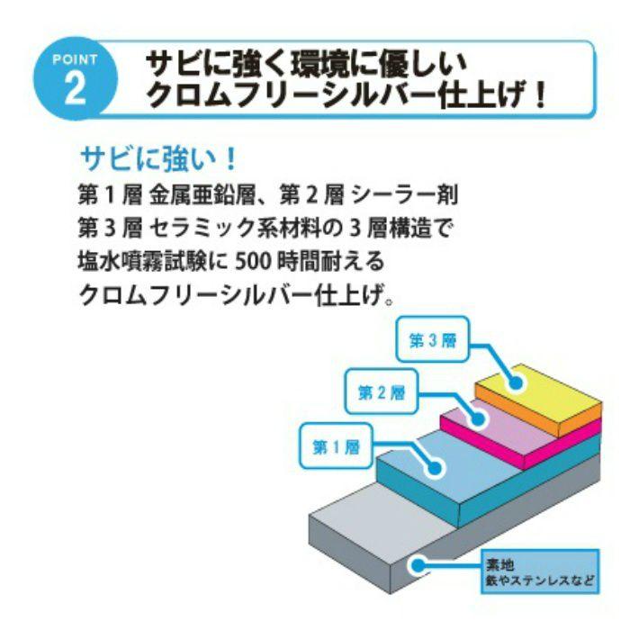匠力 新コンクリートビス サラ 5.0×70 40本/小箱