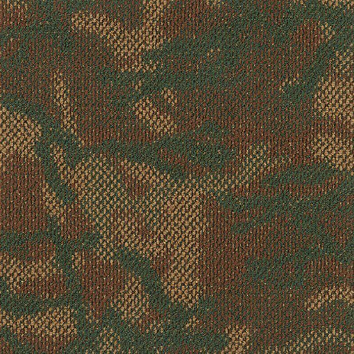 489-6304 カーペットタイル タピス カモフラ