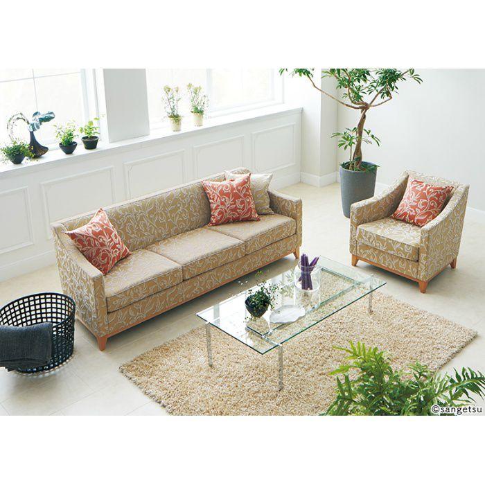 UP8084 椅子生地 Fabrics パターンスーペリア ココリゾート