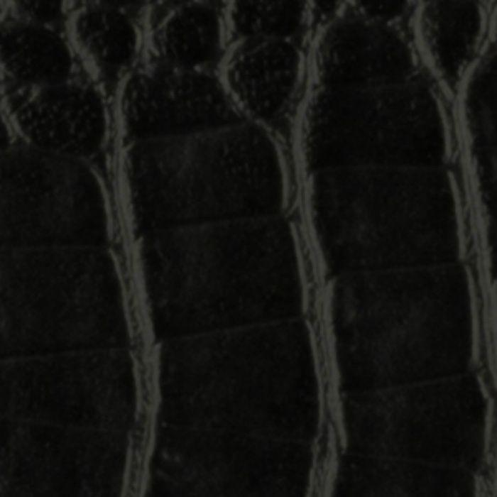 UP8871 椅子生地 Synthetic Leather テクスチャ クロコ・リッチ