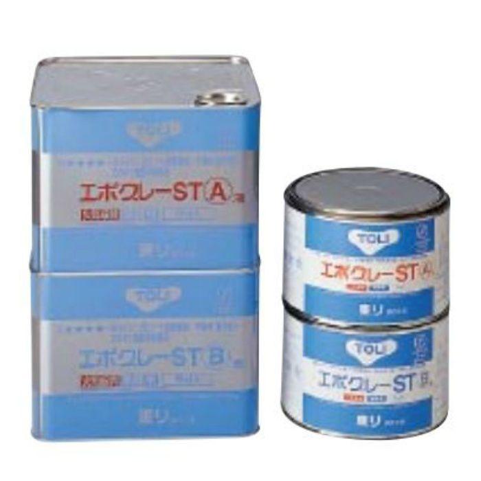 NSTEP-S 接着剤 エポグレーST 小 4kgセット(A液2kg、B液2kg)