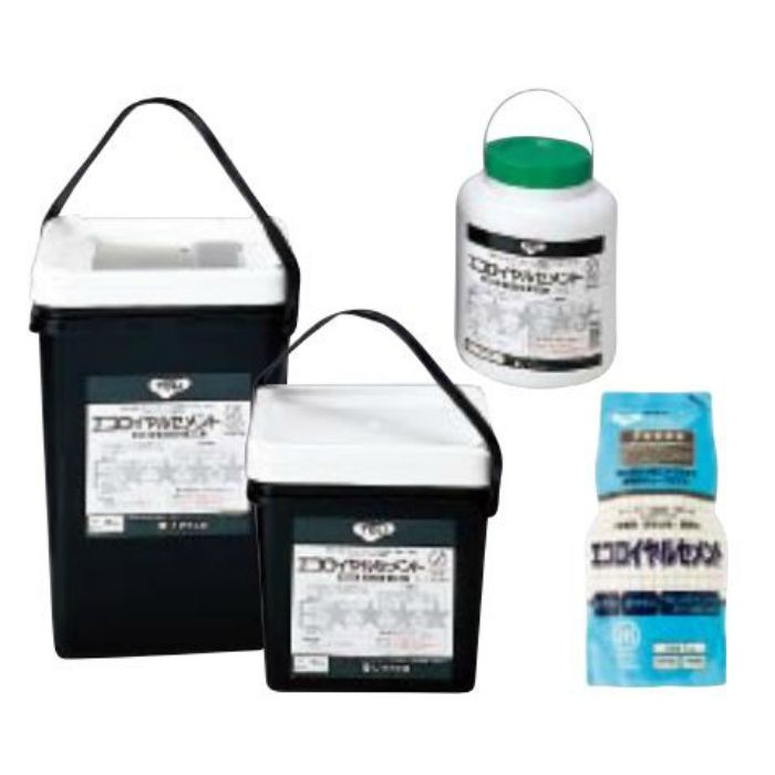 ERCV-CA 接着剤 エコロイヤルセメント パック(12パック) 1kg×12パック