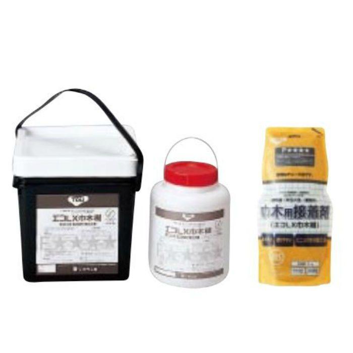 ELXTHC-M 接着剤 エコLX巾木糊 中 9kg