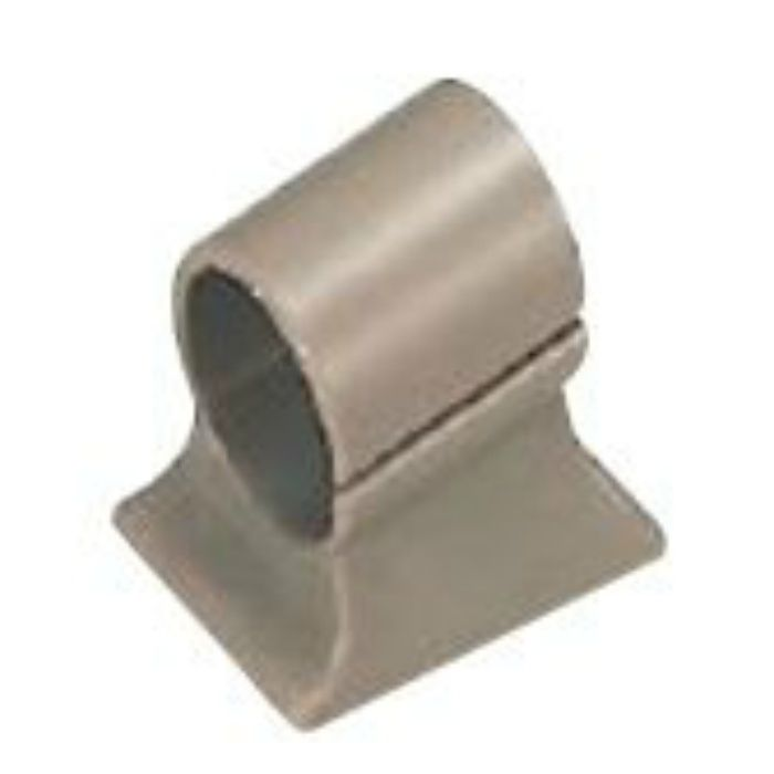 NSFI105 エアコン室外機排水用溝材 NSパス用ホース固定材 内径=18mmφ 20個/ケース(瞬間接着剤3g×1個同梱)