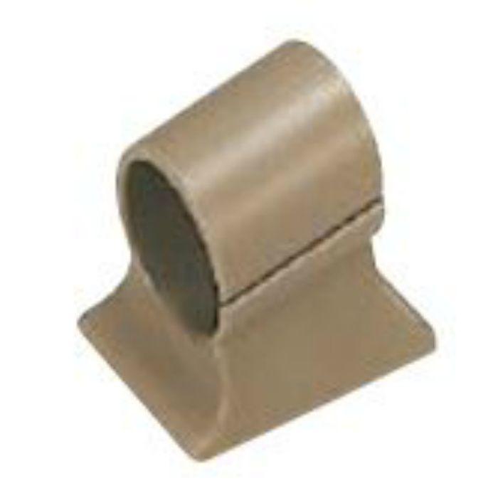 NSFI110 エアコン室外機排水用溝材 NSパス用ホース固定材 内径=18mmφ 20個/ケース(瞬間接着剤3g×1個同梱)