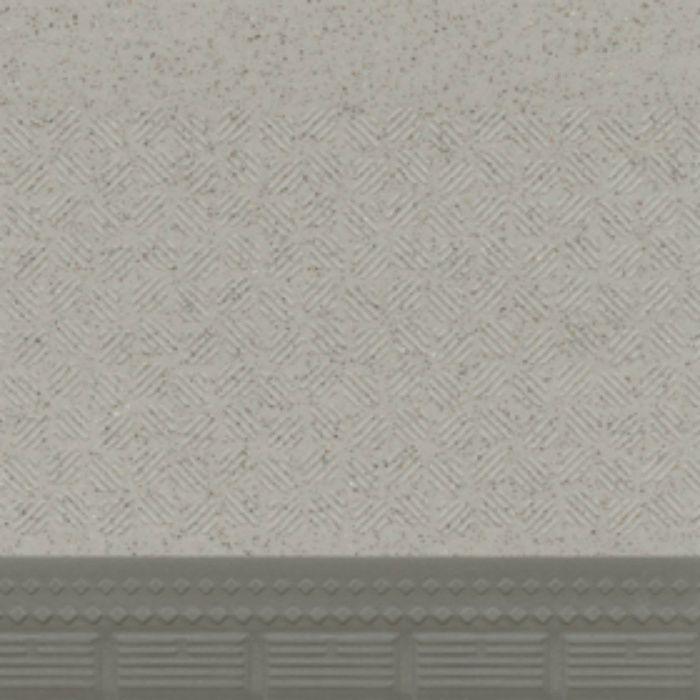 NSS816A5S 防滑性階段用床時(屋外仕様) 東リNSステップ800 Aタイプ(蹴込み一体型) 巾 900mm