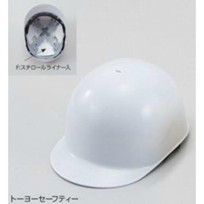 ヘルメット 140F ABE白 314041