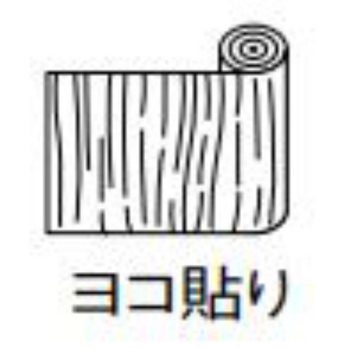 WU5501-Y 腰壁用壁紙 ウッドデコ シカモア / 木目 ヨコ張り
