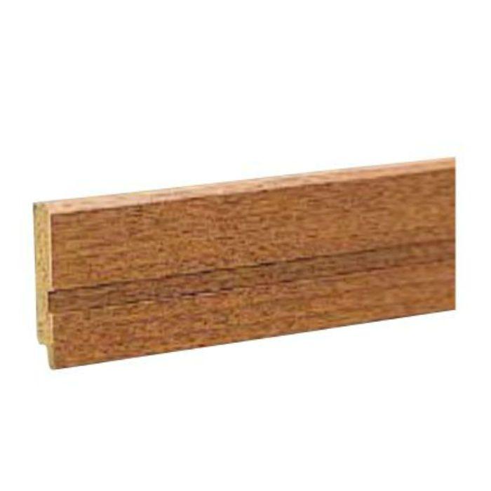 WU10 腰壁用壁紙 ウッドデコ部材 腰見切 4本/ケース