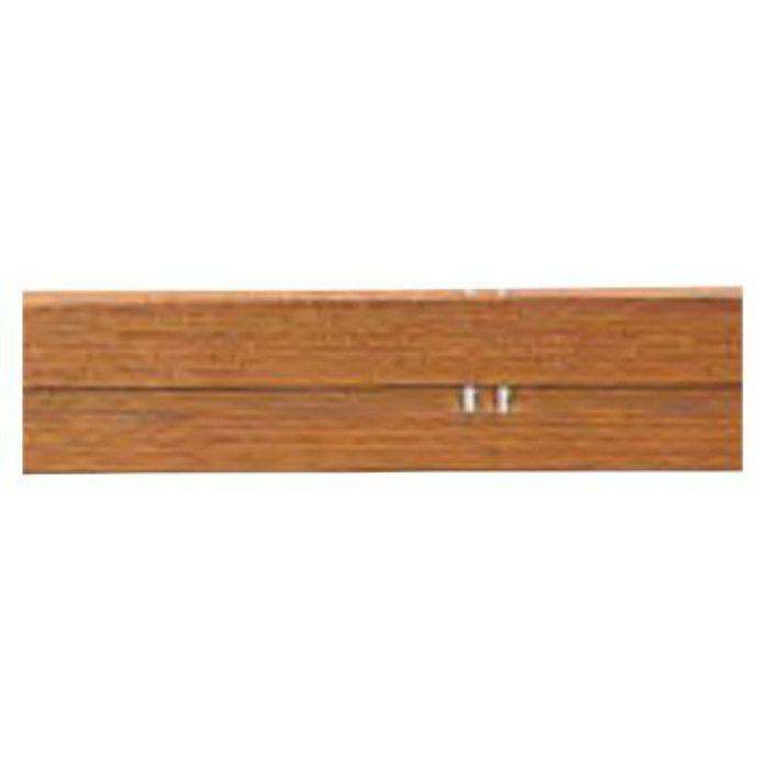 WU29 腰壁用壁紙 ウッドデコ部材 腰見切出隅 2本/ケース