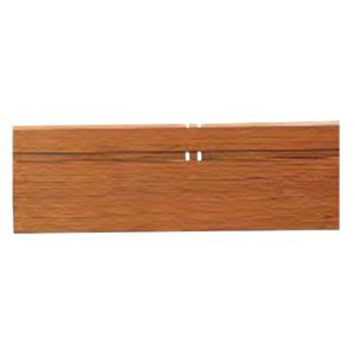 WU70 腰壁用壁紙 ウッドデコ部材 巾木出隅 2本/ケース