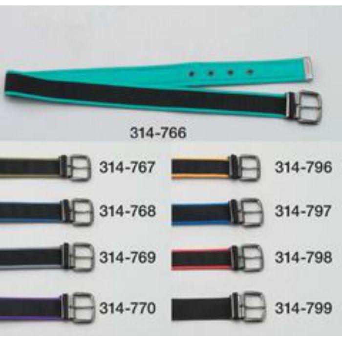 カラーソフトベルトワンピンPNB-048 バイオレット 314770