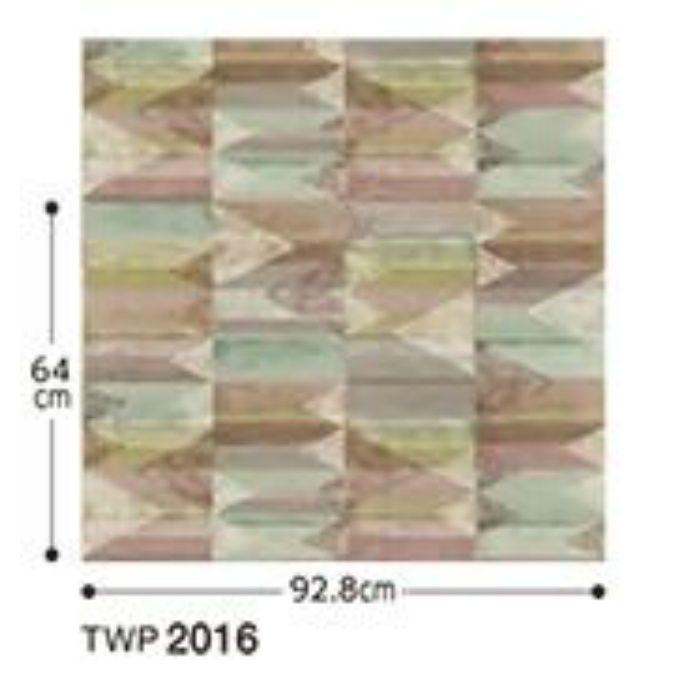 TWP-2016 パインブル インスピレーション 幾何学