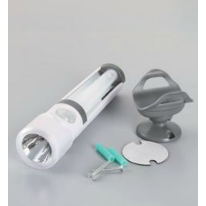 懐中電灯付LEDセンサースリムASL-030 325748