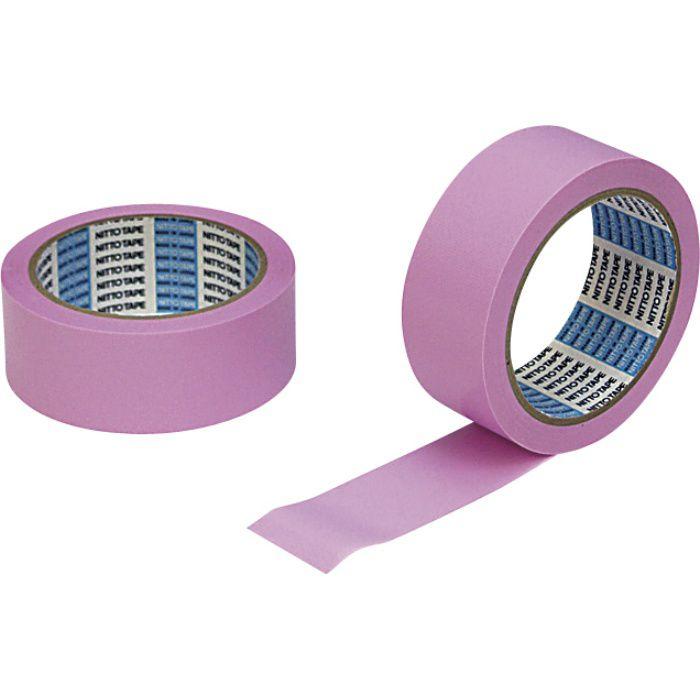 床養生テープ 50巾 ピンク 23-7362