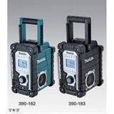 充電式ラジオMR103B(黒) 390183