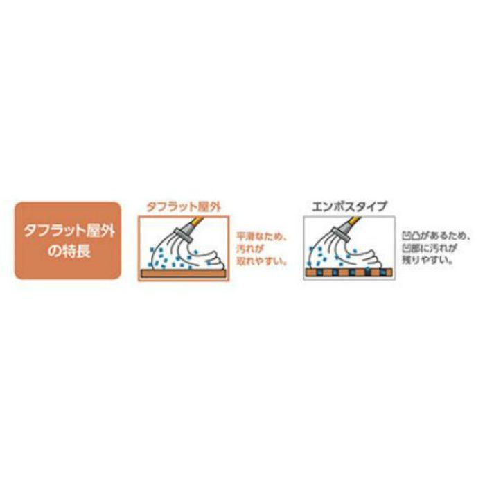 【5%OFF】TFP-1739 エミネンスフロア 防滑シート(屋外用)タフラット屋外 2.5mm厚 182cm巾